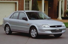 Ford Laser I (KN) Saloon