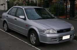 Ford Laser KQ Saloon