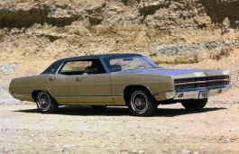 Ford LTD wheels and tires specs icon