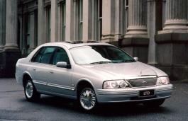 Ford LTD AU.I Limousine