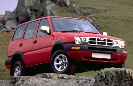Ford Maverick I Facelift SUV
