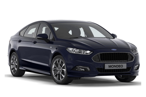 Ford Mondeo MK5 (CD391) Facelift Liftback