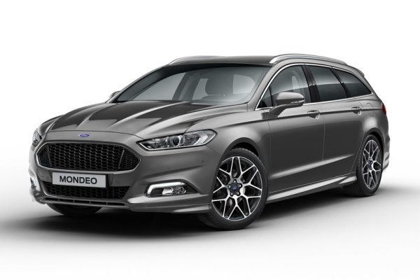 Ford Mondeo MK5 (CD391) Facelift Estate