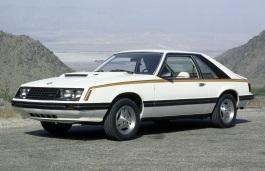 Ford Mustang III Hatchback