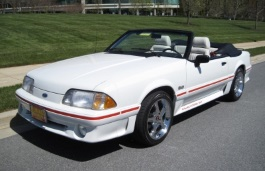 Ford Mustang III Facelift Convertible