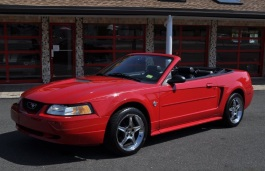 Ford Mustang IV Facelift Convertible
