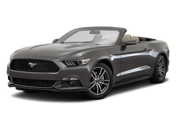 Ford Mustang VI (S550) Convertible