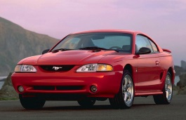 Ford Mustang Cobra Coupe