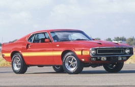 Ford Mustang Shelby GT500 I Restyling Fastback