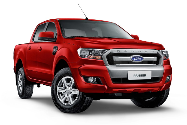 Ford Ranger III Facelift Pickup