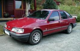 福特 塞拉 Facelift 两厢