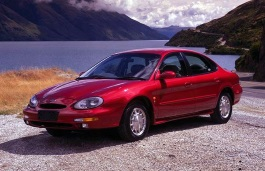 Ford Taurus wheels and tires specs icon