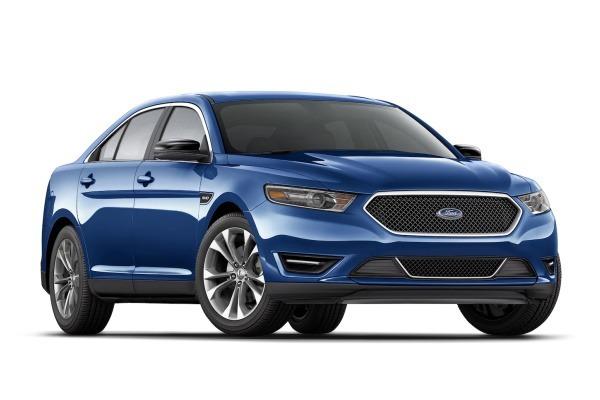 Ford Taurus SHO VI Facelift Saloon