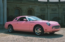 Ford Thunderbird XI Coupe