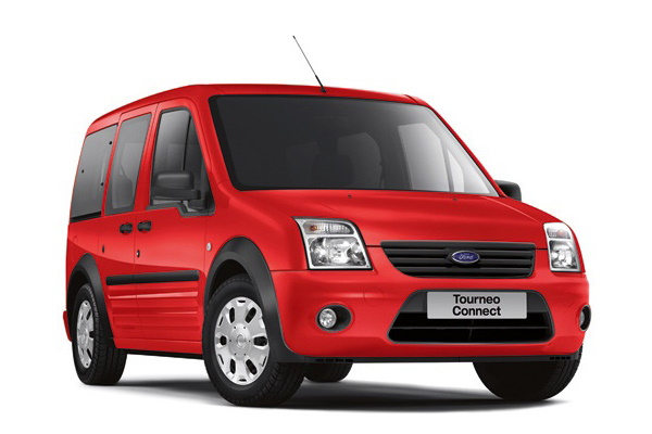 Ford Tourneo Connect I Facelift MPV