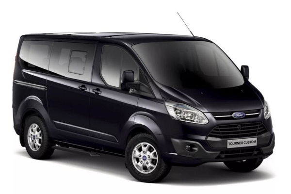 Ford Tourneo Custom wheels and tires specs icon