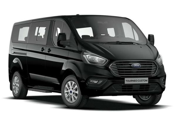 福特 Tourneo Custom Facelift Van