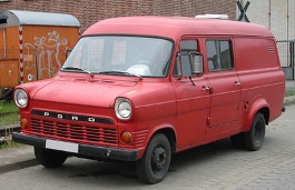 福特 全顺 I Van