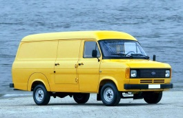 福特 全顺 I Facelift Van