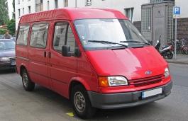 福特 全顺 II Facelift Van