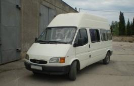 福特 全顺 II Facelift 客车