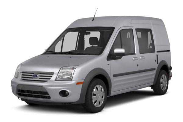Ford Transit Connect I Facelift MPV
