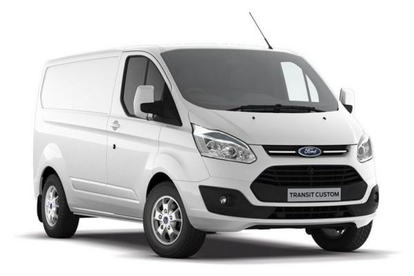 Ford Transit Custom Furgón