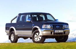 Ford Ranger I Facelift Pickup