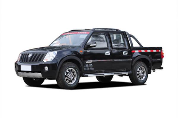 Foton Sup Facelift Pickup Double Cab