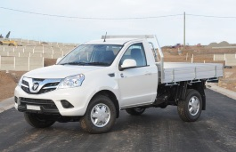 Foton Tunland Chassis cab