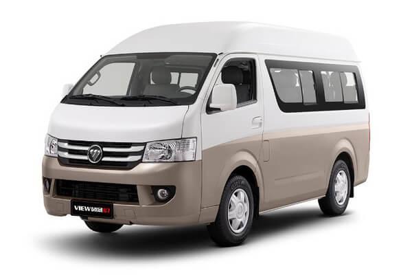 Foton View G7 Van