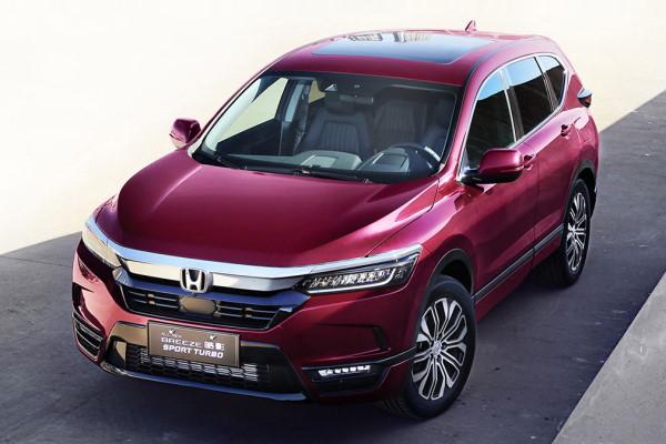 GAC Honda Breeze RW SUV