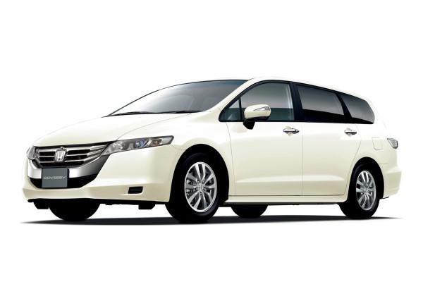 GAC Honda Odyssey wheels and tires specs icon