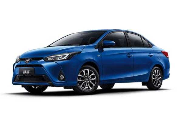 GAC Toyota Yaris L enjoy wheels and tires specs icon