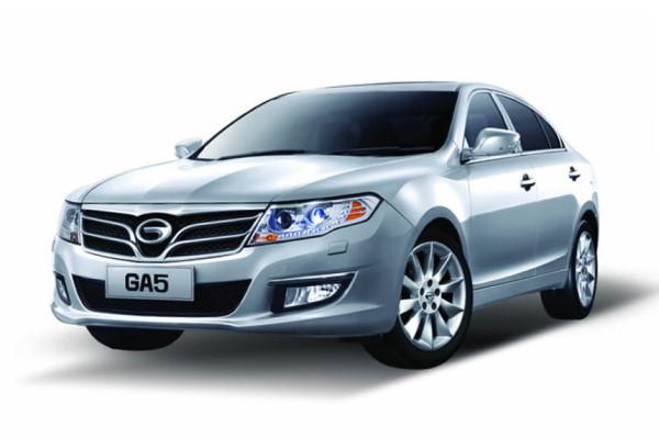 GAC GA5 wheels and tires specs icon
