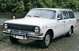 GAZ 2410 Volga wheels and tires specs icon