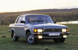 GAZ 3102 wheels and tires specs icon