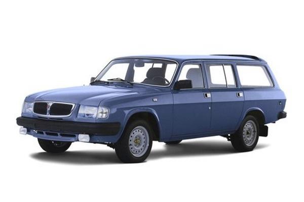 GAZ 3110 wheels and tires specs icon