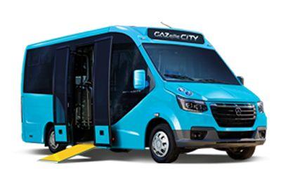GAZ Gazelle City Bus