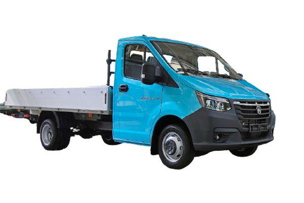 GAZ Gazelle NN Chassis cab