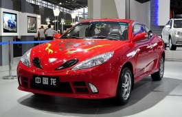 Geely Chinese Dragon Coupe