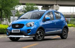 Geely LC Facelift Hatchback
