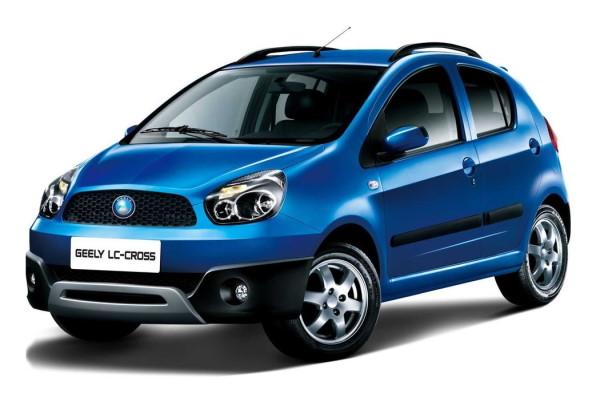 Geely LC Cross I Hatchback