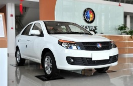 Geely SC6 wheels and tires specs icon