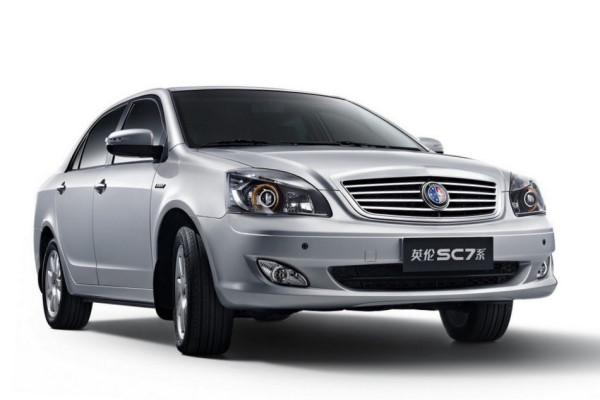 Geely SC7  wheels and tires specs icon