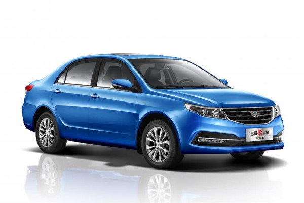 Geely Vision FC2 Saloon