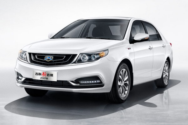 Geely Vision FC2 Facelift Saloon