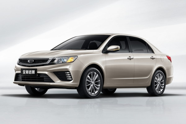 Geely Vision Saloon