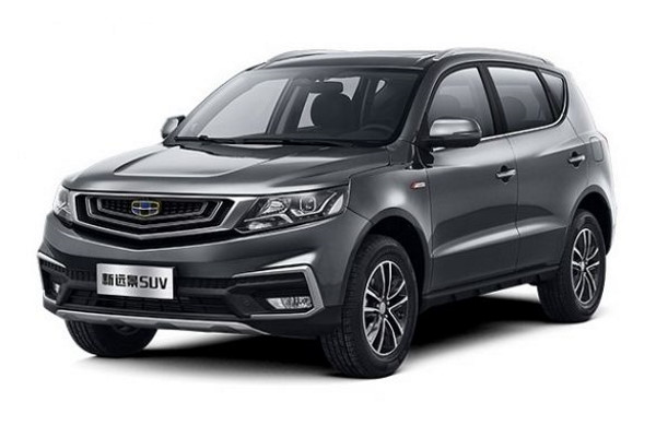 Geely Vision SUV Facelift SUV