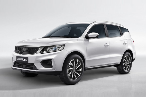 Geely Vision X6 SUV